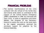 financial problems4