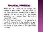financial problems5