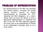 problems of representation5