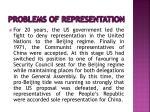 problems of representation9
