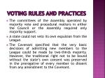 voting rules and practices3