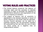 voting rules and practices4