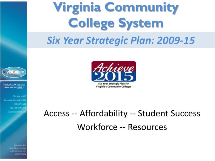 Virginia Community College System