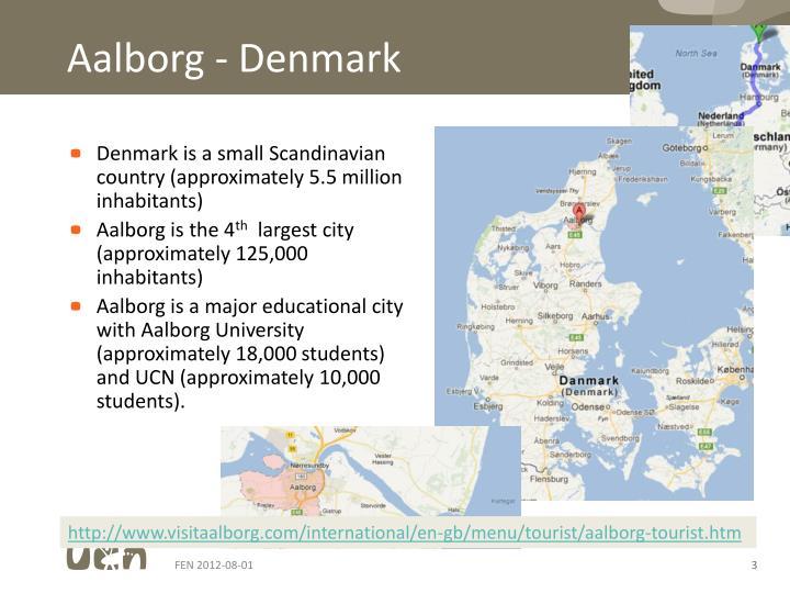 Aalborg - Denmark