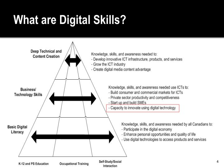 What are Digital Skills?