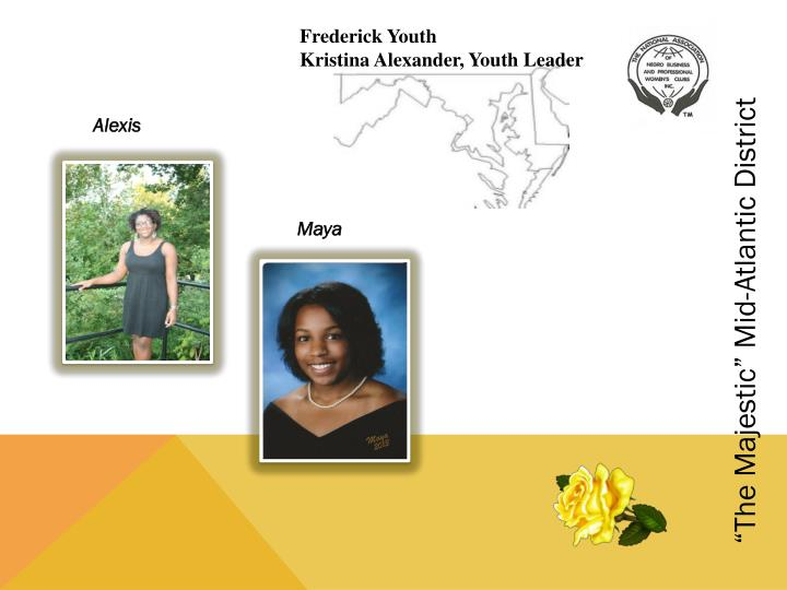 Frederick Youth