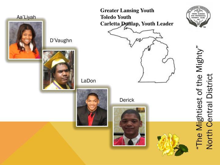 Greater Lansing Youth