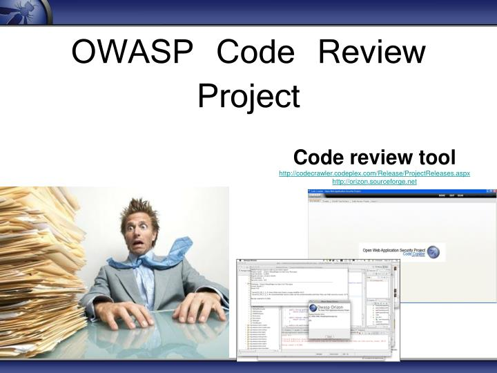 OWASP Code Review Project