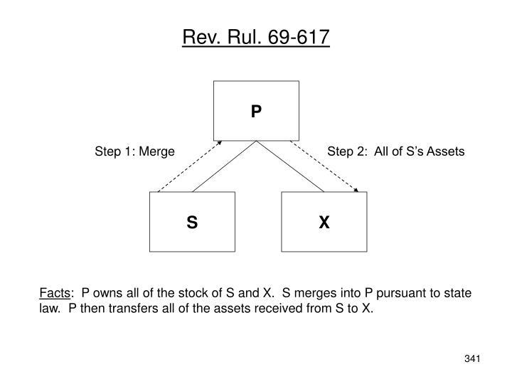 Rev. Rul. 69-617