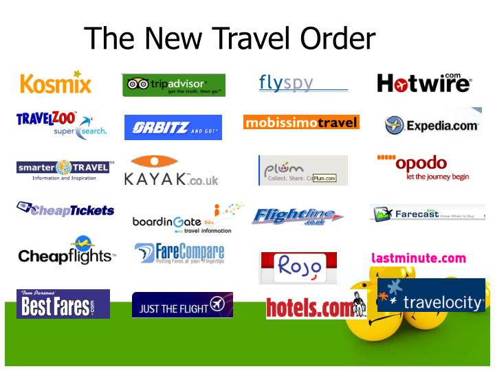 The New Travel Order