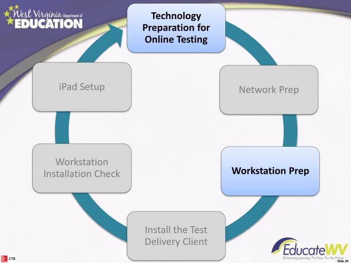 Tech Prep – Workstation Prep