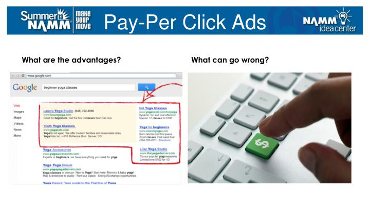 Pay-Per Click Ads