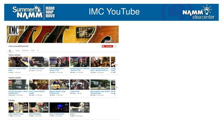 IMC YouTube