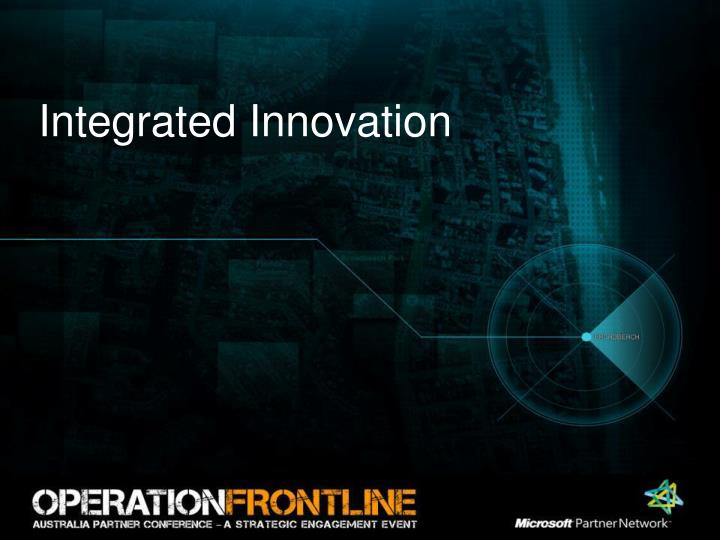 Integrated Innovation