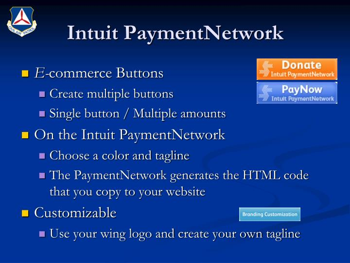 Intuit PaymentNetwork
