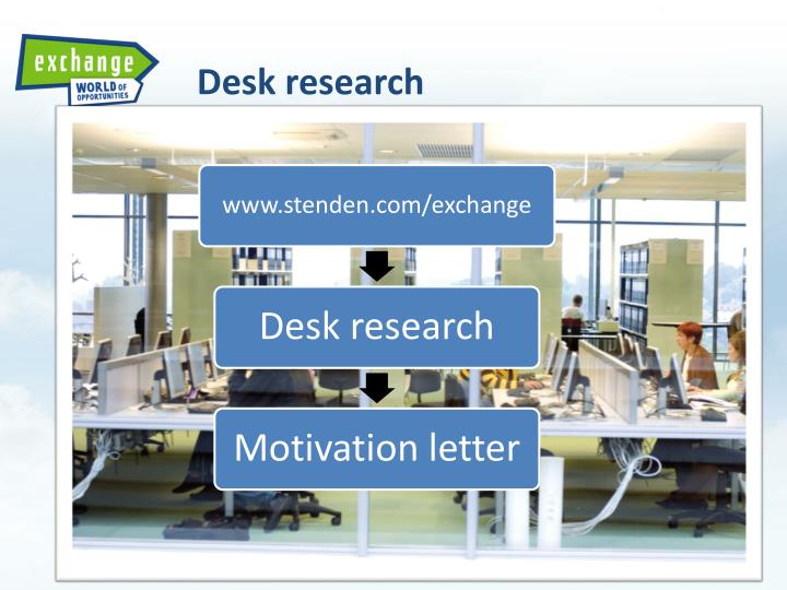 Desk research