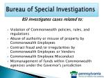 bureau of special investigations1