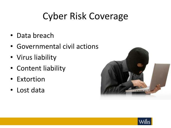 Cyber Risk Coverage