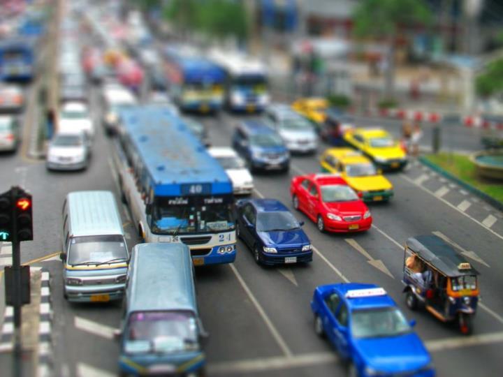 Health factor 1: Traffic