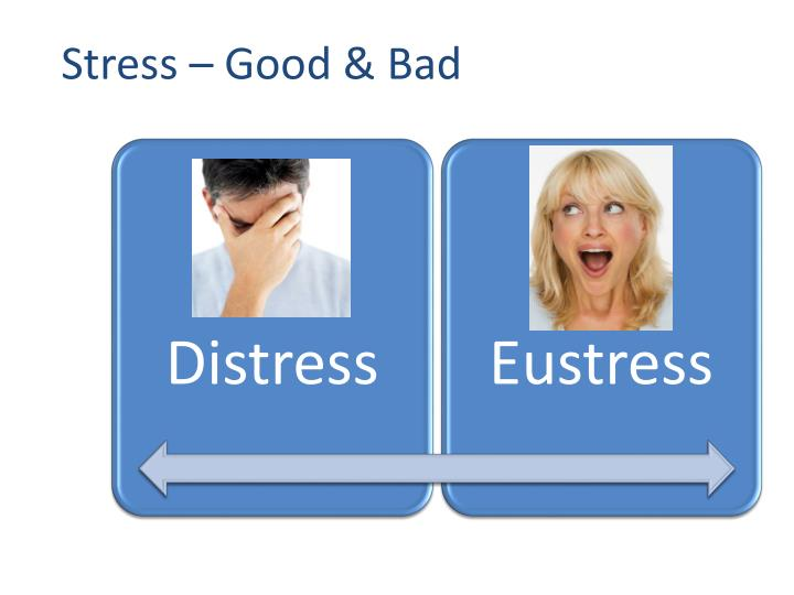 Stress – Good & Bad