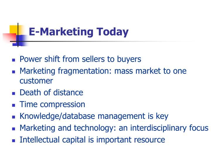 E-Marketing Today