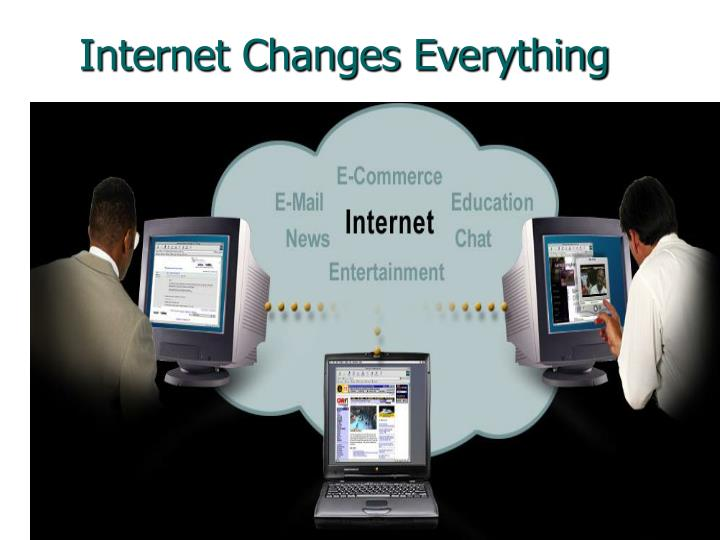 Internet Changes Everything