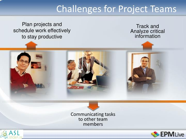 Challenges for Project Teams