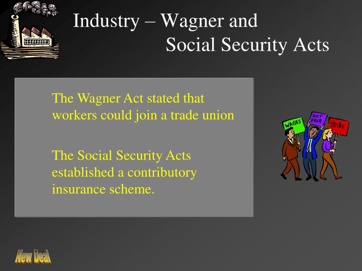 Industry – Wagner and