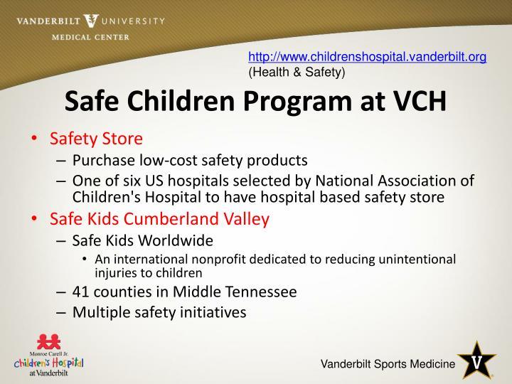 http://www.childrenshospital.vanderbilt.org