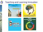 teaching and learning innovation