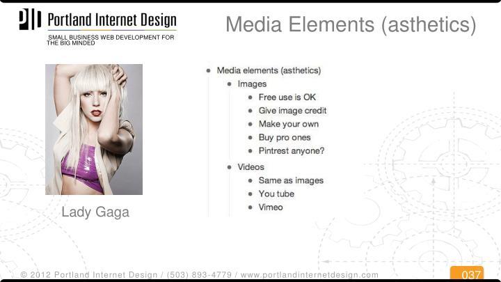 Media Elements (