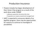 production insurance1