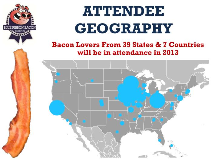 ATTENDEE GEOGRAPHY