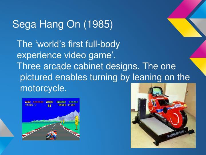 Sega Hang