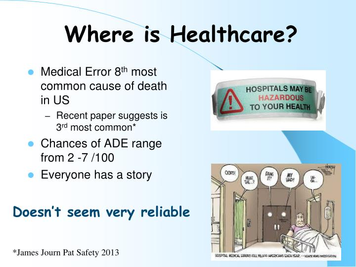 Where is Healthcare?