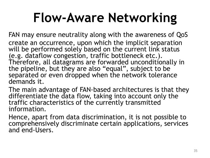 Flow-Aware