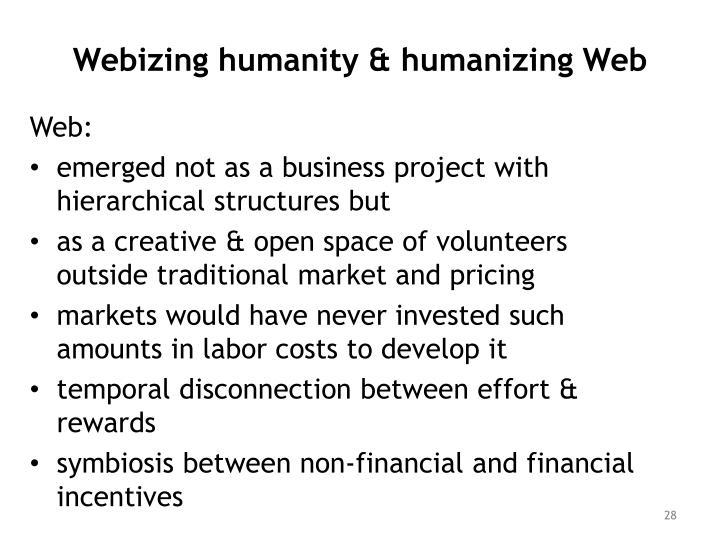 Webizing