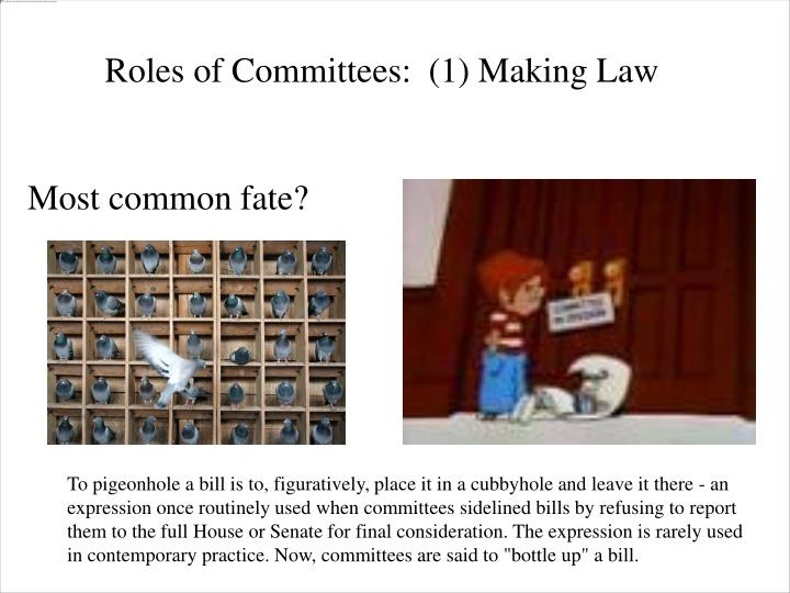 roles of law The roles of law and the state in the separation of ownership and control  john c coffee, jrt contents i the evidence on convergence.