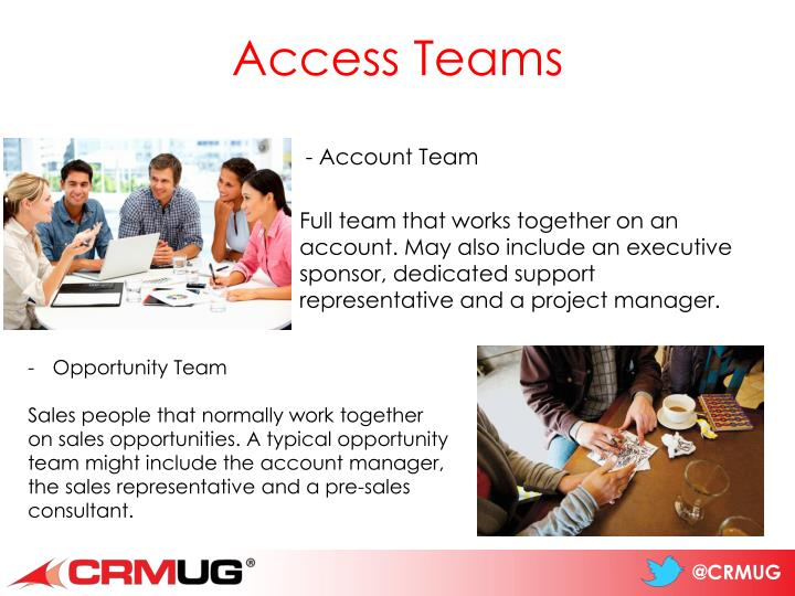 Access Teams