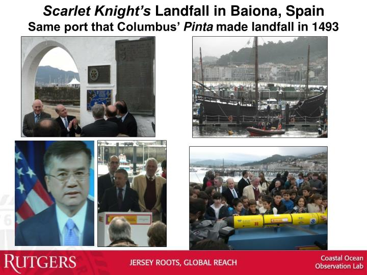 Scarlet Knight's