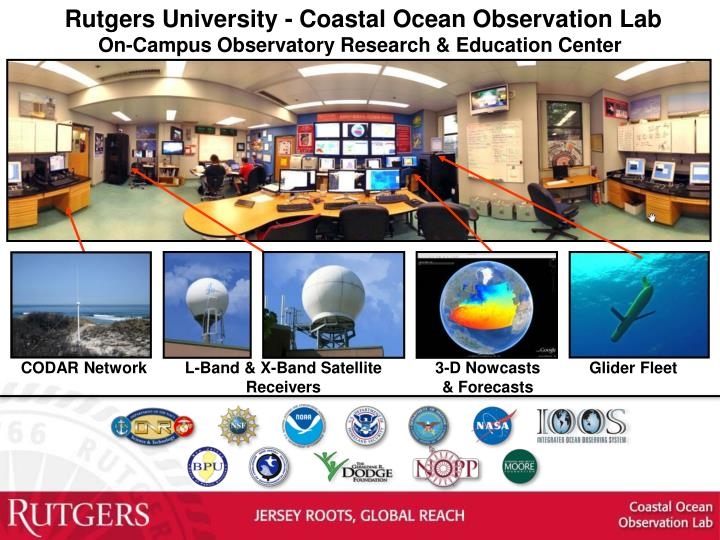 Rutgers University - Coastal Ocean Observation Lab