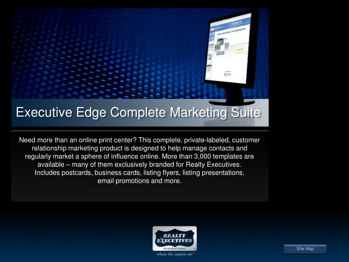 Executive Edge Complete Marketing Suite