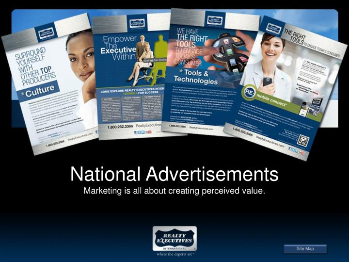 National Advertisements