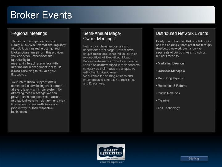 Broker Events