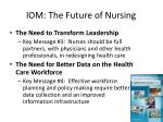 iom the future of nursing1