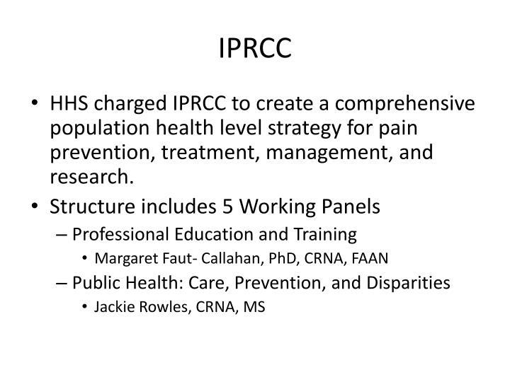IPRCC
