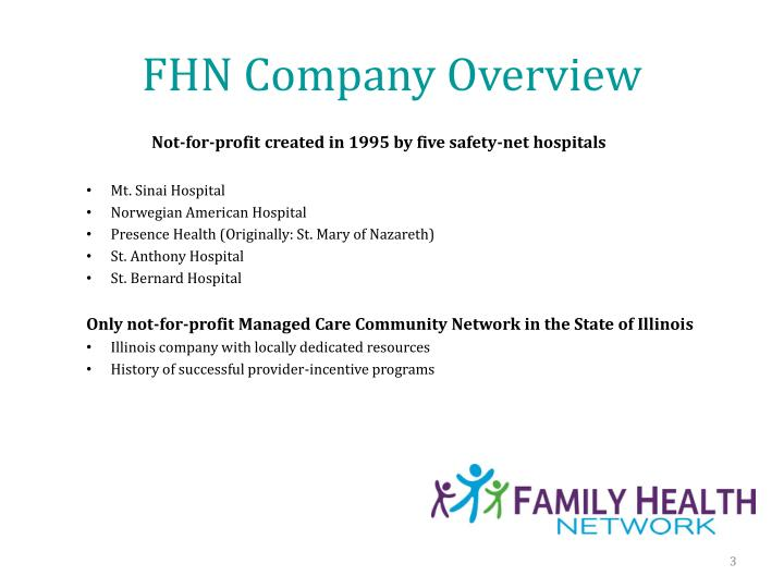 Fhn company overview