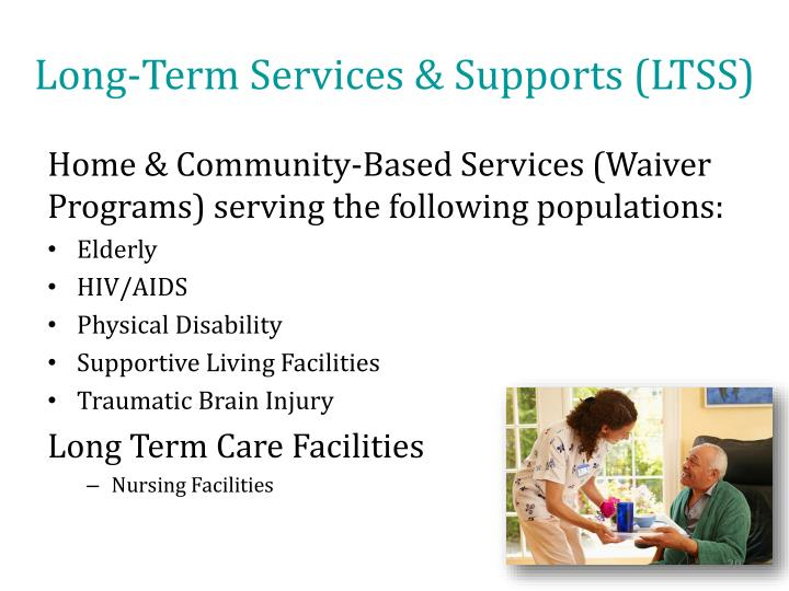 Long-Term Services &