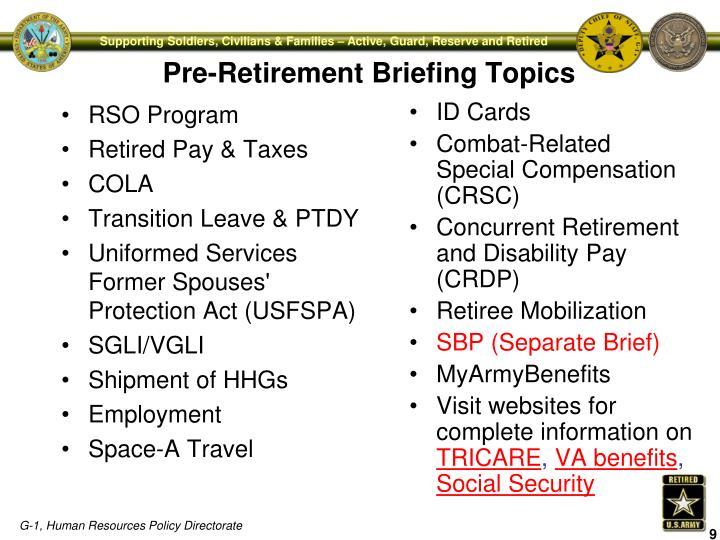 RSO Program