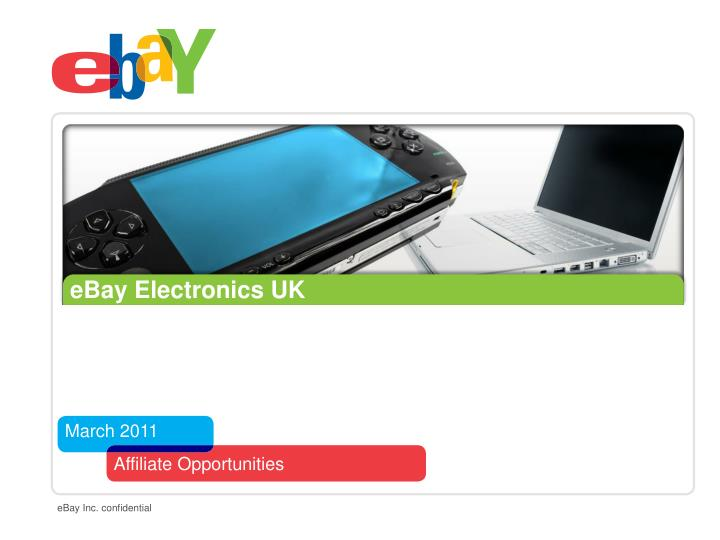 EBay Electronics UK